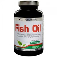 FISH OIL 60 CPS