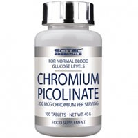Chromium Picolinate 100 CPR