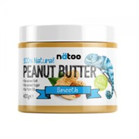 100% NATURAL PEANUT BUTTER 400 G SMOOTH