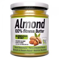 ALMOND 100% FITNESS BUTTER 250 G