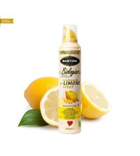 Limone spray in olio biologico extravergine di oliva