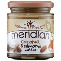 COCONUT & ALMOND BUTTER 170 G