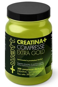 Creatina+  ExtraGold 300 cpr