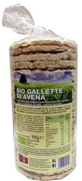 Bio Gallette D'avena ( biologiche )