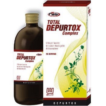 TOTAL DEPURTOX COMPLEX (500ML)
